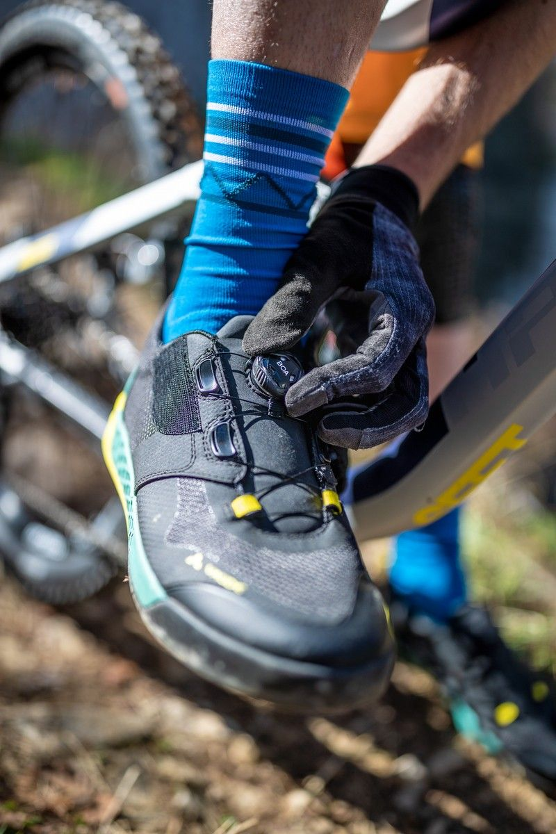 separation shoes a39b1 9fe9a Flat pedal Shoe Series AM Moab: A new level in Bike & Hike ...